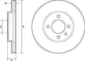 A.B.S. 15810 - Bremžu diski autodraugiem.lv