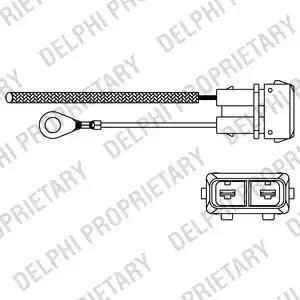 Delphi ES10998-12B1 - Lambda zonde autodraugiem.lv