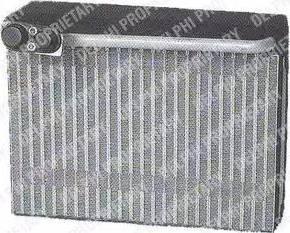 Delphi TSP0525136 - Iztvaikotājs, Gaisa kondicionēšanas sistēma autodraugiem.lv