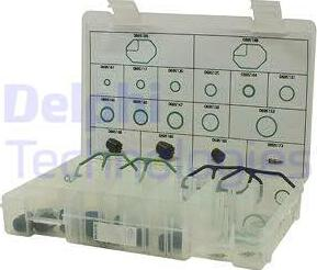 Delphi TSP0695003 - Remkomplekts, Kondicionieris autodraugiem.lv
