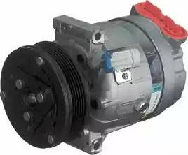 Delphi TSP0155145 - Kompresors, Gaisa kond. sistēma autodraugiem.lv