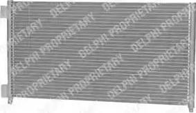 Delphi TSP0225500 - Kondensators, Gaisa kond. sistēma autodraugiem.lv