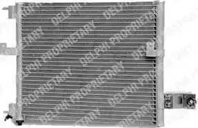 Delphi TSP0225285 - Kondensators, Gaisa kond. sistēma autodraugiem.lv