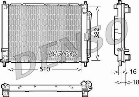 Denso DRM23102 - Dzesēšanas modulis autodraugiem.lv