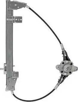 Electric Life ZR FT903 R - Stikla pacelšanas mehānisms autodraugiem.lv