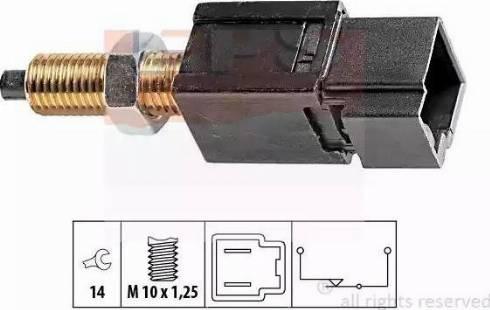 EPS 1.810.052 - Slēdzis, Sajūga vadība (Tempomat) autodraugiem.lv