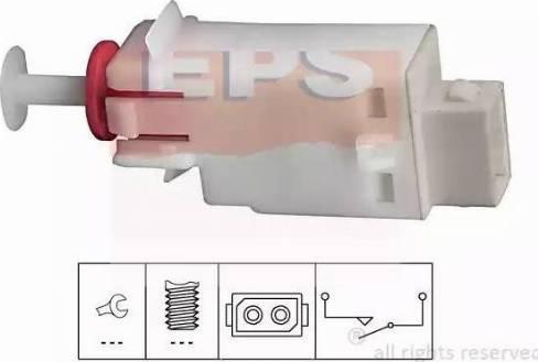 EPS 1.810.123 - Slēdzis, Sajūga vadība (Tempomat) autodraugiem.lv
