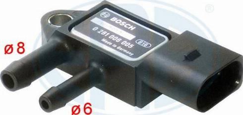 ERA 550711A - Devējs, Izplūdes gāzu spiediens autodraugiem.lv