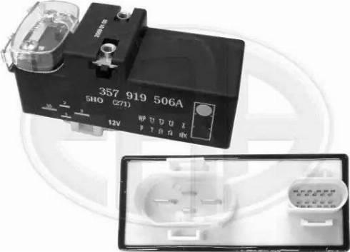 ERA 661060 - Relejs, Radiatora ventilatora sistēma autodraugiem.lv