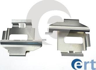 ERT 420094 - Piederumu komplekts, Disku bremžu uzlikas autodraugiem.lv