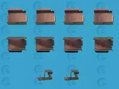 ERT 420039 - Piederumu komplekts, Disku bremžu uzlikas autodraugiem.lv