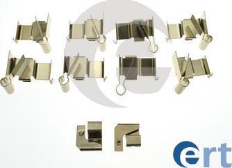 ERT 420338 - Piederumu komplekts, Disku bremžu uzlikas autodraugiem.lv