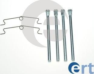 ERT 420295 - Piederumu komplekts, Disku bremžu uzlikas autodraugiem.lv