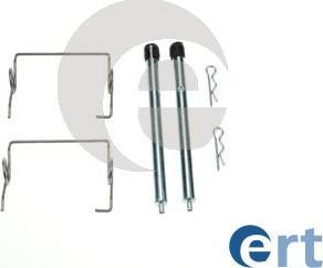 ERT 420297 - Piederumu komplekts, Disku bremžu uzlikas autodraugiem.lv
