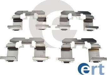 ERT 420209 - Piederumu komplekts, Disku bremžu uzlikas autodraugiem.lv