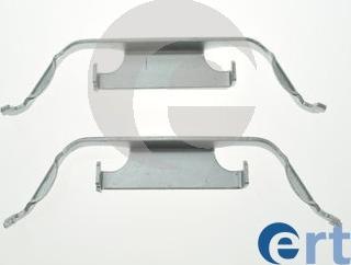 ERT 420236 - Piederumu komplekts, Disku bremžu uzlikas autodraugiem.lv
