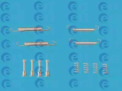 ERT 310046 - Piederumu komplekts, Stāvbremzes mehānisma bremžu loks autodraugiem.lv