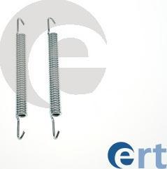 ERT 310190 - Piederumu komplekts, Stāvbremzes mehānisma bremžu loks autodraugiem.lv