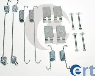 ERT 310160 - Piederumu komplekts, Stāvbremzes mehānisma bremžu loks autodraugiem.lv