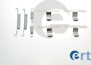 ERT 310102 - Piederumu komplekts, Stāvbremzes mehānisma bremžu loks autodraugiem.lv
