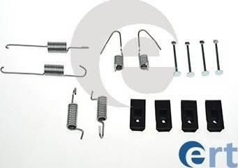 ERT 310112 - Piederumu komplekts, Stāvbremzes mehānisma bremžu loks autodraugiem.lv