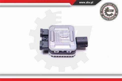 Esen SKV 94SKV804 - Papildus rezistors, Kondicioniera ventilators autodraugiem.lv