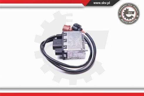 Esen SKV 94SKV801 - Papildus rezistors, Kondicioniera ventilators autodraugiem.lv