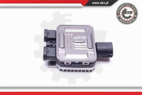 Esen SKV 94SKV803 - Papildus rezistors, Kondicioniera ventilators autodraugiem.lv