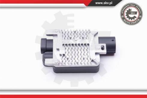 Esen SKV 94SKV802 - Papildus rezistors, Kondicioniera ventilators autodraugiem.lv