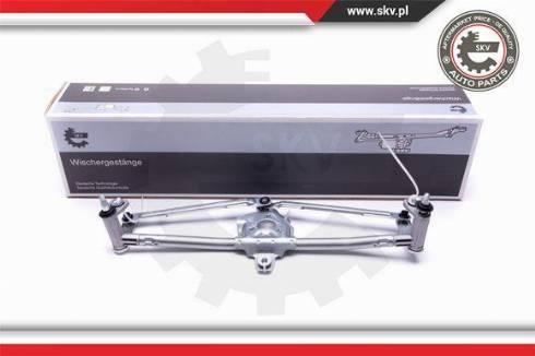 Esen SKV 05SKV062 - Stiklu tīrītāja sviru un stiepņu sistēma autodraugiem.lv