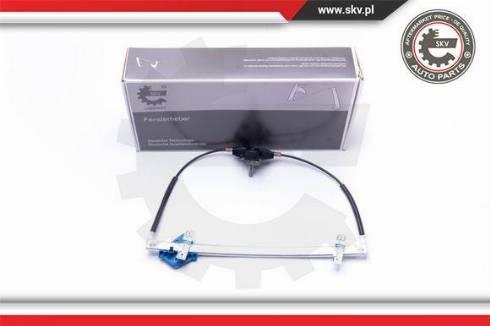 Esen SKV 00SKV551 - Stikla pacelšanas mehānisms autodraugiem.lv