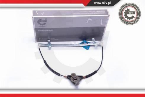 Esen SKV 00SKV552 - Stikla pacelšanas mehānisms autodraugiem.lv
