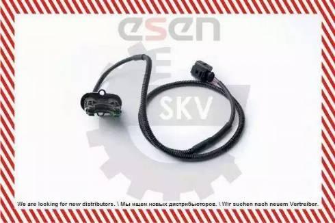 Esen SKV 17SKV304 - Pagrieziena leņķa devējs autodraugiem.lv