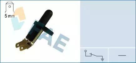 FAE 67210 - Slēdzis, Durvju kontakts autodraugiem.lv