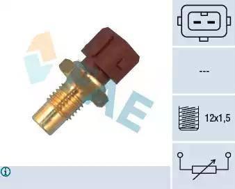 FAE 33415 - Devējs, Dzesēšanas šķidruma temperatūra autodraugiem.lv