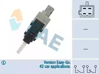 FAE 24415 - Bremžu signāla slēdzis autodraugiem.lv