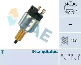 FAE 24470 - Bremžu signāla slēdzis autodraugiem.lv
