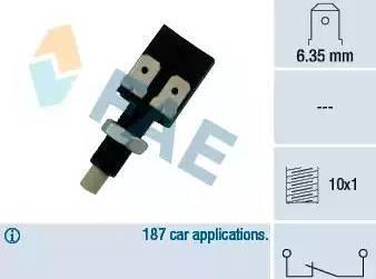 FAE 24080 - Bremžu signāla slēdzis autodraugiem.lv