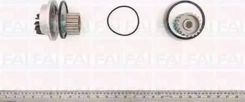 FAI AutoParts WP6220 - Ūdenssūknis autodraugiem.lv
