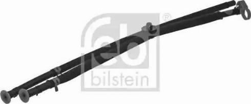Febi Bilstein 45777 - Cauruļvads, Sodrēju-/Daļiņu filtra reģenerācija autodraugiem.lv