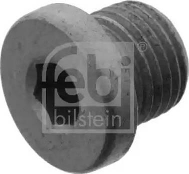 Febi Bilstein 46267 - Korķis, Pārnesumkārbas korpuss autodraugiem.lv