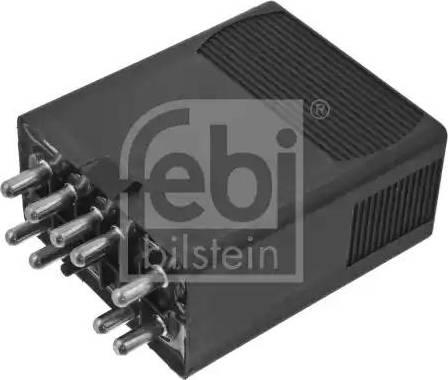 Febi Bilstein 46765 - Relejs, Gaisa kondicionēšanas sistēma autodraugiem.lv