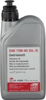 Febi Bilstein 40580 - Reduktora eļļa autodraugiem.lv