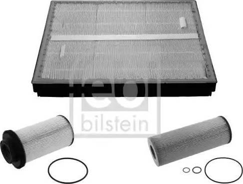 Febi Bilstein 40839 - Filtrs-Komplekts autodraugiem.lv
