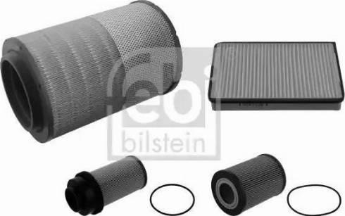 Febi Bilstein 40830 - Filtrs-Komplekts autodraugiem.lv