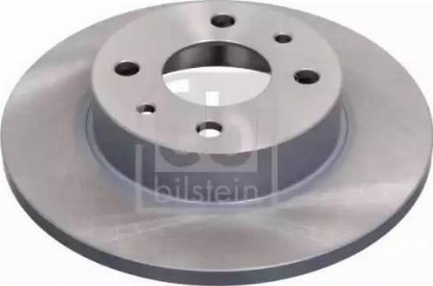 Febi Bilstein 43815 - Bremžu diski autodraugiem.lv