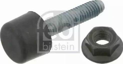 Febi Bilstein 09765 - Buferis, Motora pārsegs autodraugiem.lv