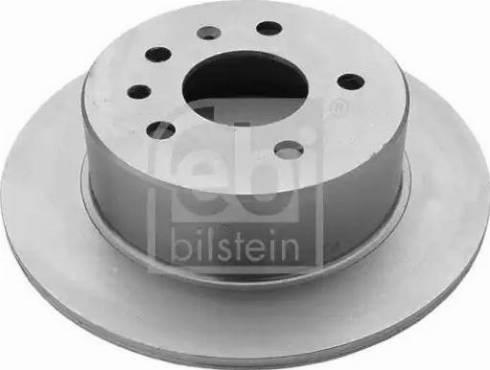 Febi Bilstein 04850 - Bremžu diski autodraugiem.lv