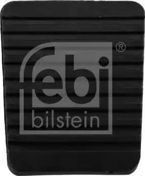 Febi Bilstein 05219 - Pedāļa uzlika, Sajūga pedālis autodraugiem.lv