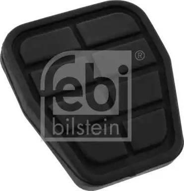 Febi Bilstein 05284 - Pedāļa uzlika, Sajūga pedālis autodraugiem.lv
